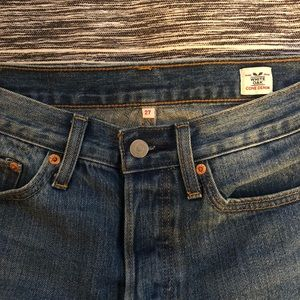 Levi's Classic Wedgie Jeans